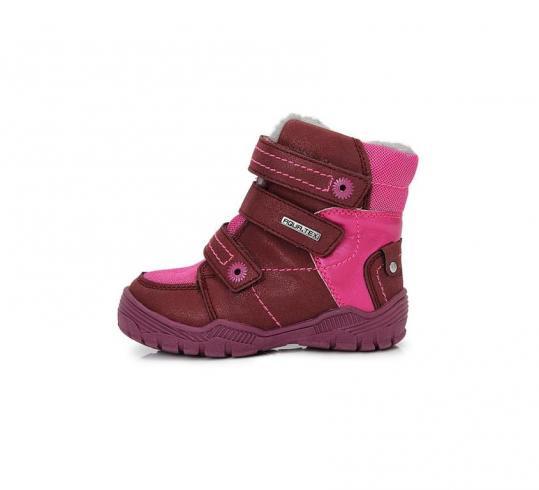 c0dc0acb7fe DD Step - zimní obuv s membránou