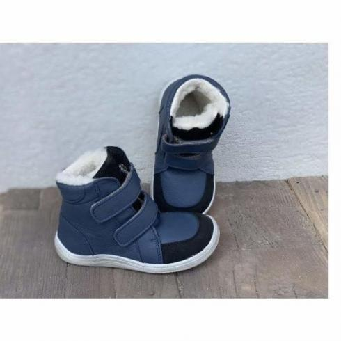 BABY BARE - Febo Winter Asfaltico, Navy